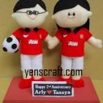 boneka anniversary tassya
