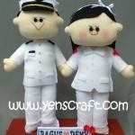 Boneka profesi pelaut