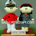 Boneka Profesi TNI AL