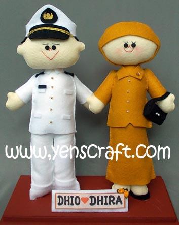 Boneka Profesi Pelaut Profesi Pelayaran Boneka Profesi Tni Al